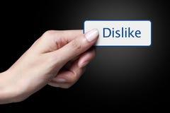 Dislike Stock Images