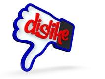 Dislike Stock Image