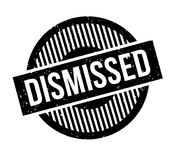 Dismissed rubber stamp. Grunge design with dust scratches. Effects can be easily removed for a clean, crisp look. Color is easily changed Stock Photo