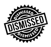 Dismissed rubber stamp. Grunge design with dust scratches. Effects can be easily removed for a clean, crisp look. Color is easily changed Stock Photos