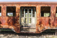 Dismissed train Royalty Free Stock Photo