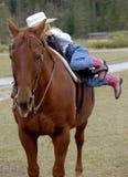 Dismount #1 Stock Photo
