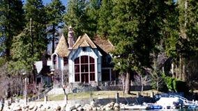 Disney ο εκτελεστικός Mike Eisner και Arrowhead λιμνών του Brian Wilson κτήμα απόθεμα βίντεο