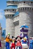 Χαρακτήρες της Disney Στοκ Εικόνα