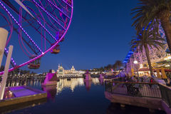Disney adventure park Stock Photography
