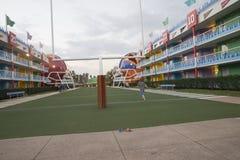 Disney all star sports resort royalty free stock photos