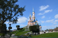 Disney aterra Imagem de Stock Royalty Free