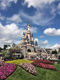 Disney aterra Foto de Stock Royalty Free