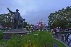 Disney aterra Imagem de Stock