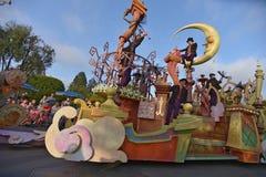 Disney aterra a parada Imagem de Stock Royalty Free