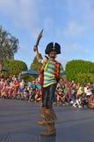 Disney aterra a parada Foto de Stock Royalty Free