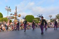 Disney aterra a parada Foto de Stock