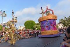 Disney aterra a parada Fotos de Stock Royalty Free