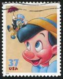 Disney-beeldverhaal stock afbeelding