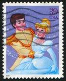 Disney-beeldverhaal royalty-vrije stock afbeeldingen