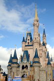 Disney Castle. Disney magical castle on a sunny day Stock Image