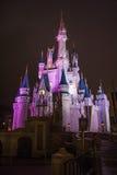 Disney Castle Walt Disney World - Orlando/FL Royalty Free Stock Photography