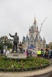 Disney Castle Walt Disney World - Orlando/FL Stock Photo