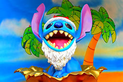 Disney character stitch Stock Photo