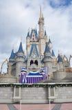 Disney Cinderella Castle Walt Disney World stock image