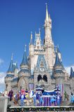 Disney Cinderella Castle Walt Disney World Royalty Free Stock Image