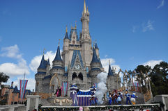 Disney Cinderella Castle Walt Disney World Royalty Free Stock Photography