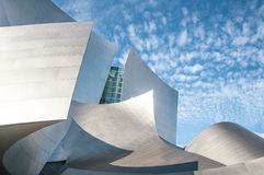 Disney Concert Hall Stock Photography