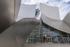 Disney concert hall Stock Photos