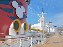 Disney Cruise Stock Photo