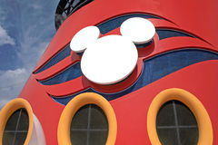 Disney Cruise Royalty Free Stock Photography