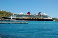 Disney cruza imagens de stock