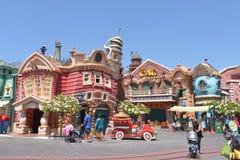 Disney débarquent Images libres de droits