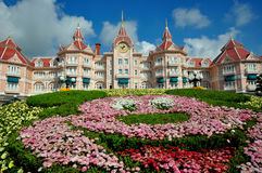 Disney débarquent Paris Photographie stock