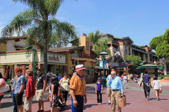 Disney da baixa Fotografia de Stock Royalty Free
