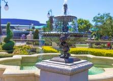Disney-de muis van Wereldorlando florida magic kingdom minnie royalty-vrije stock afbeelding