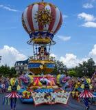 Disney-de parade micky muis van Wereldorlando florida magic kingdom stock afbeeldingen