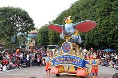 Disney desfila Fotografia de Stock Royalty Free