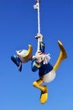 Disney Donald Duck Royalty Free Stock Photography