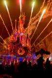 Disney drömmar av jul royaltyfri foto