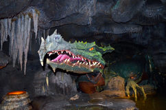 Disney drake Arkivfoto