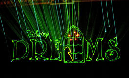 Disney Dreams Royalty Free Stock Photo