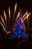 Disney Dreams of Christmas Stock Image