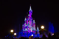 Disney Dreams of Christmas Royalty Free Stock Image
