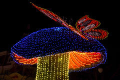 Disney Electrical Parade Stock Image