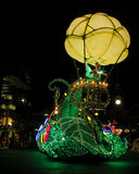 Disney Electrical Parade, Orlando, FL. Royalty Free Stock Photography