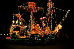 Disney Electrical Parade, Orlando, FL. Stock Photography
