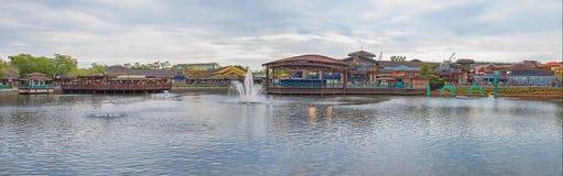 Disney entspringt Panorama, Florida stockbilder
