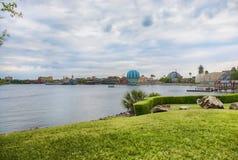 Disney entspringt Park, See Buena Vista lizenzfreie stockbilder
