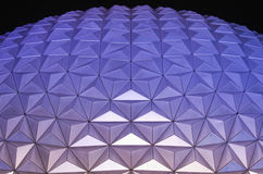 Disney Epcot Royalty Free Stock Photo