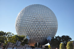 Disney Epcot Center, Orlando, Florida Stock Photo